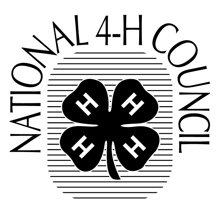free vector National 4 h council