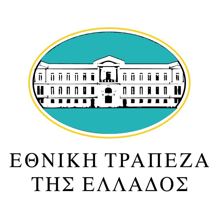 free vector National bank of greece 0