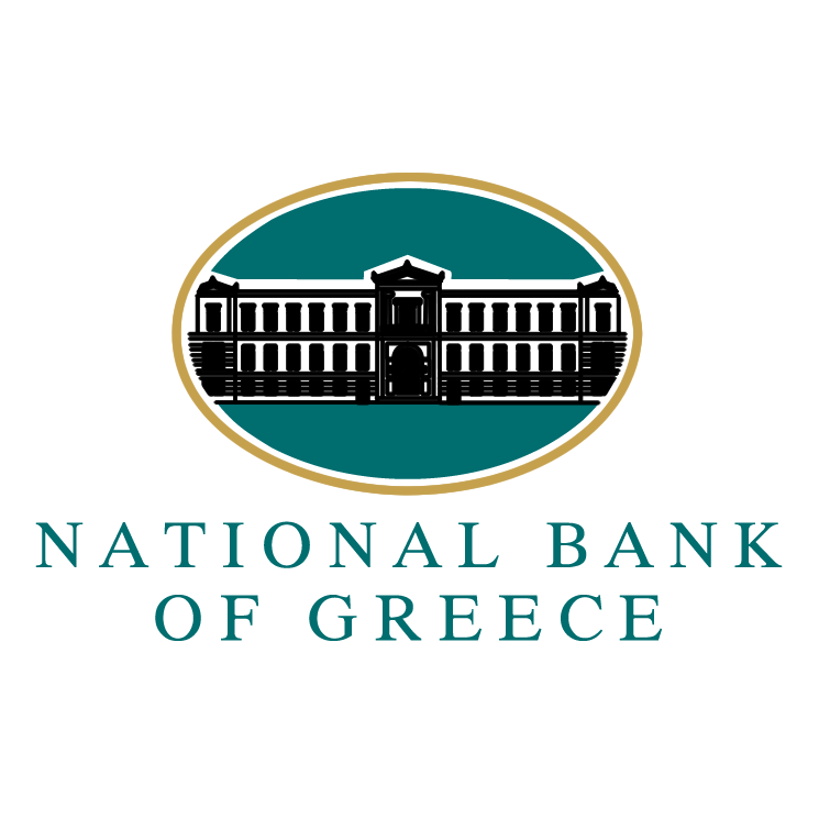 free vector National bank of greece
