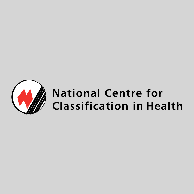 free vector National centre for classification in health 0