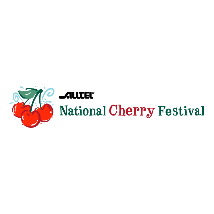 free vector National cherry festival 2
