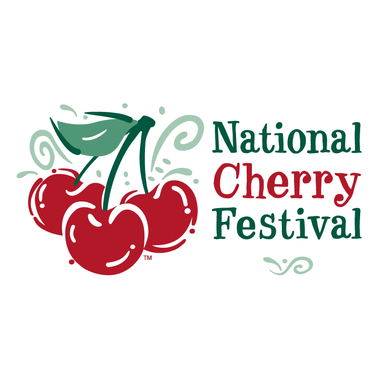 free vector National cherry festival 4