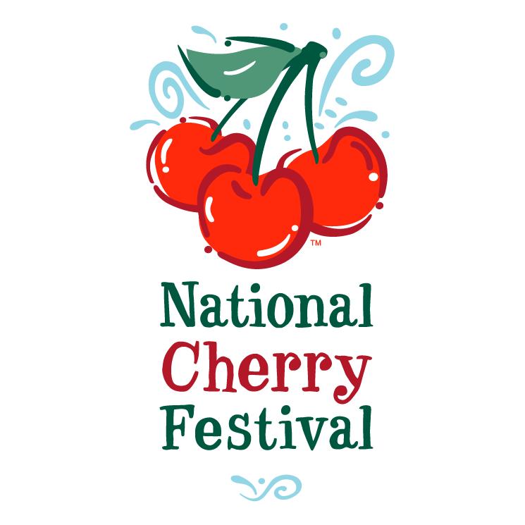 free vector National cherry festival 5