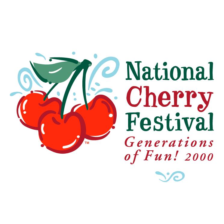 free vector National cherry festival 6
