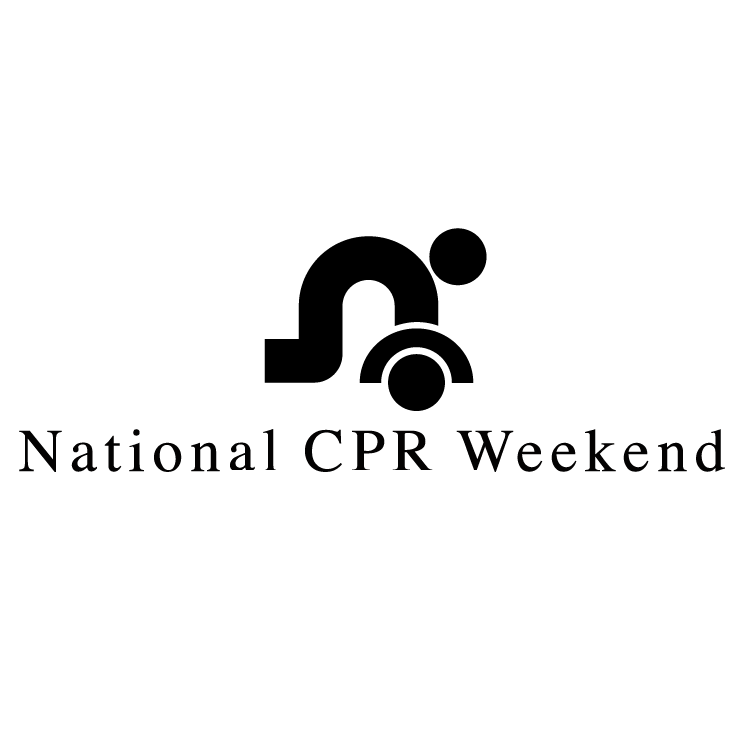free vector National cpr weekend 0
