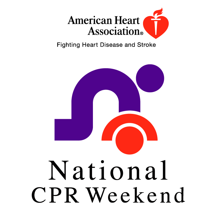free vector National cpr weekend