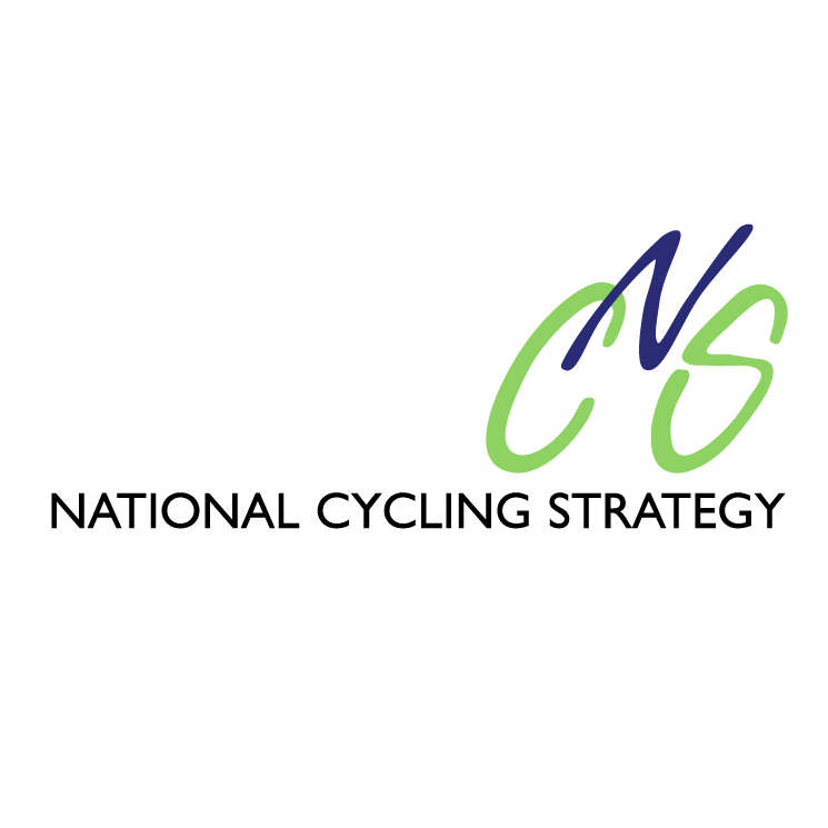 free vector National cycling strategy