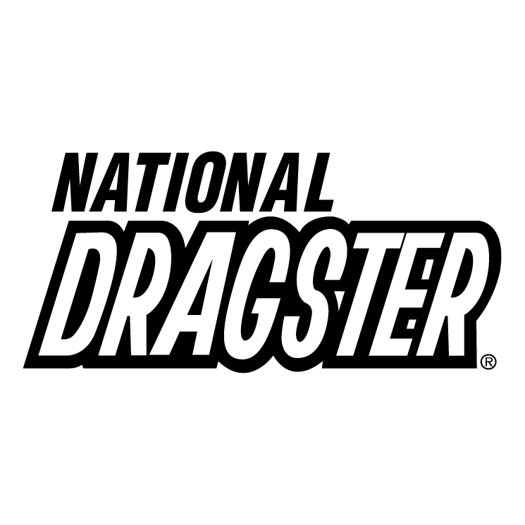 free vector National dragster