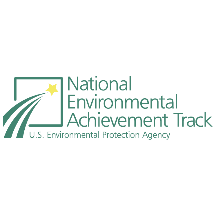 free vector National environmental achievement track