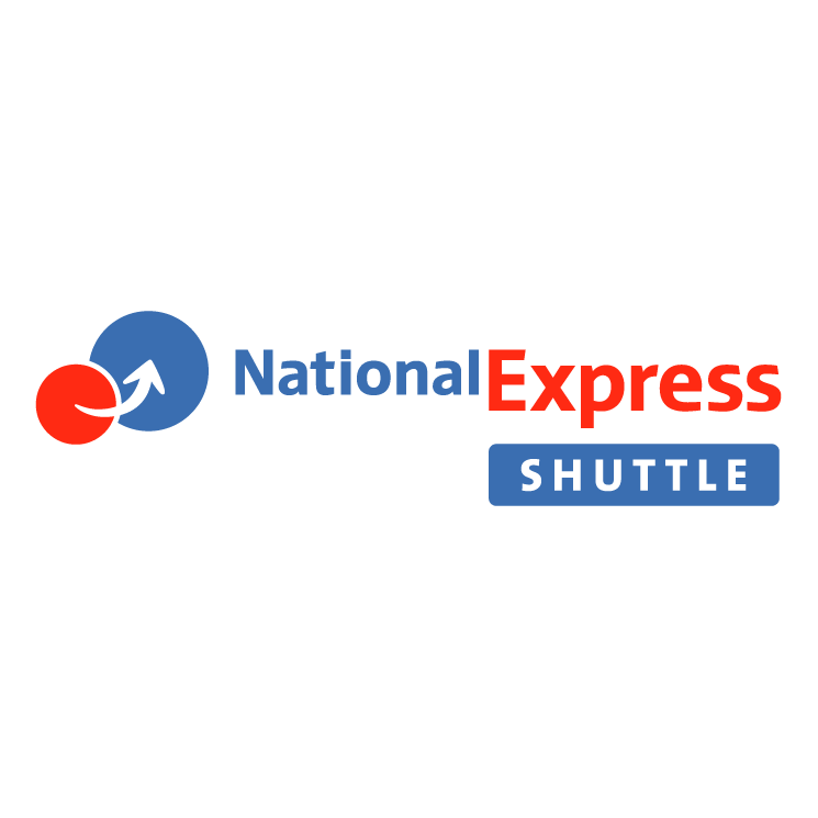 free vector National express shuttle