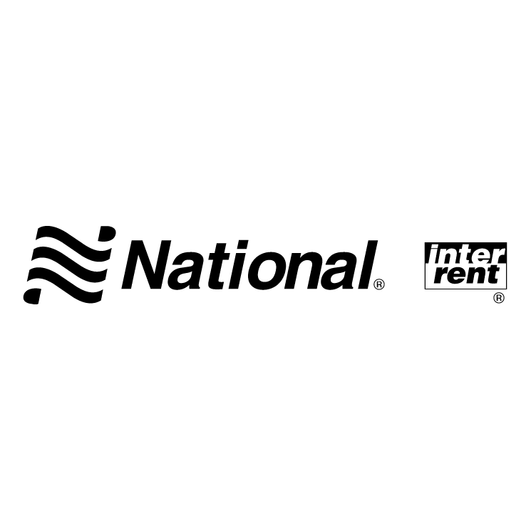 free vector National inter rent