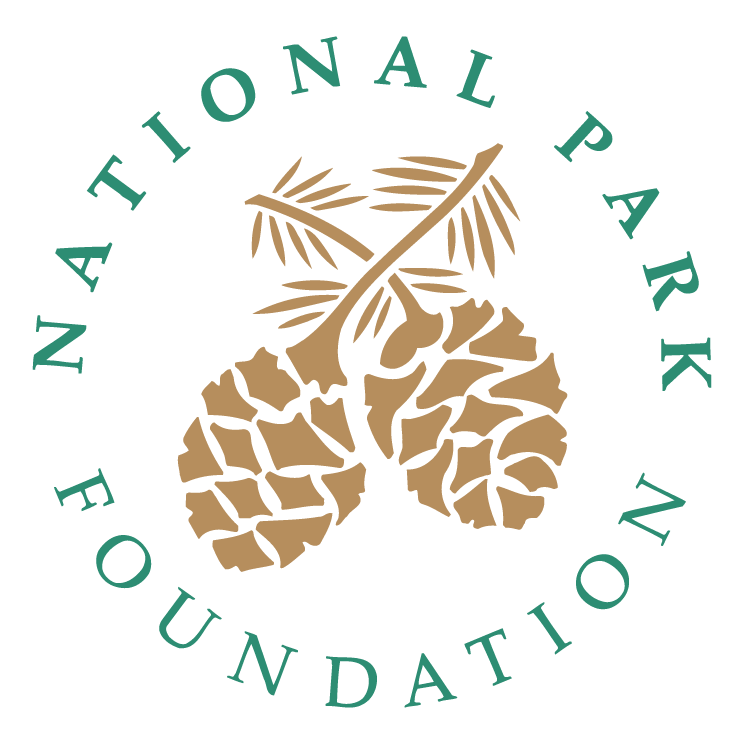 free vector National park foundation