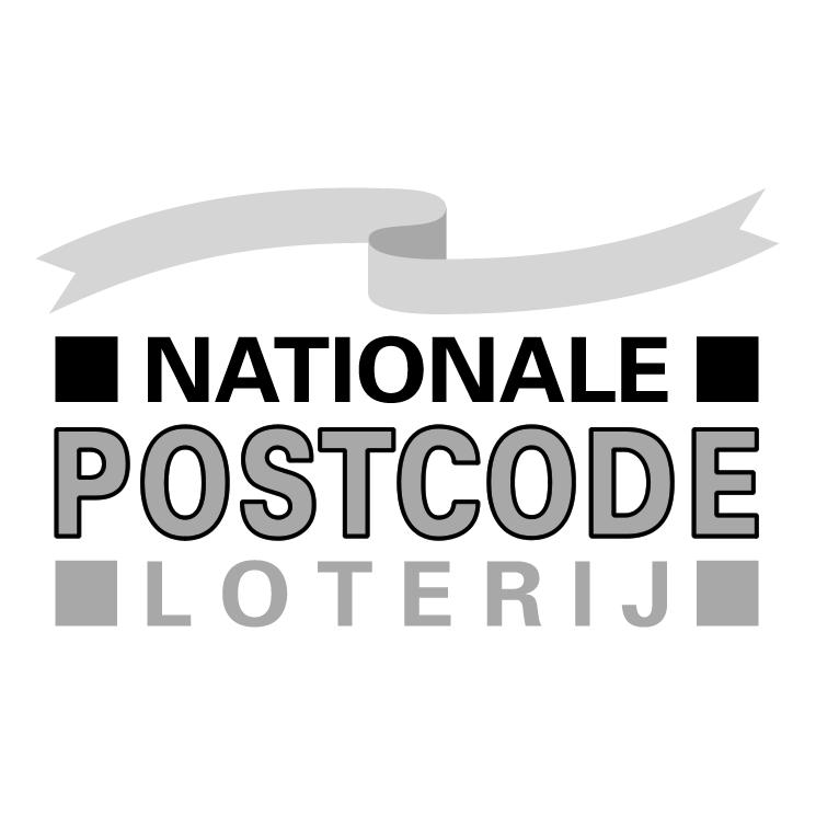 free vector Nationale postcode loterij