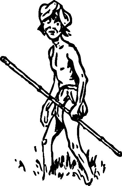 free vector Native Tracker clip art