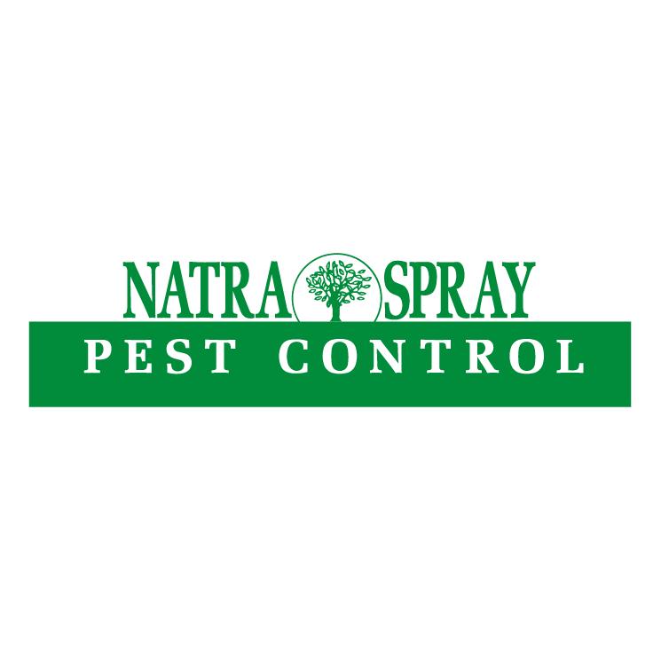 free vector Natraspray pest control