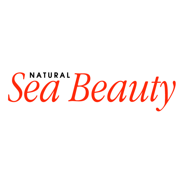 free vector Natural sea beauty