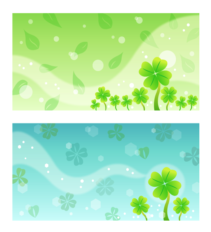 free vector Nature Green