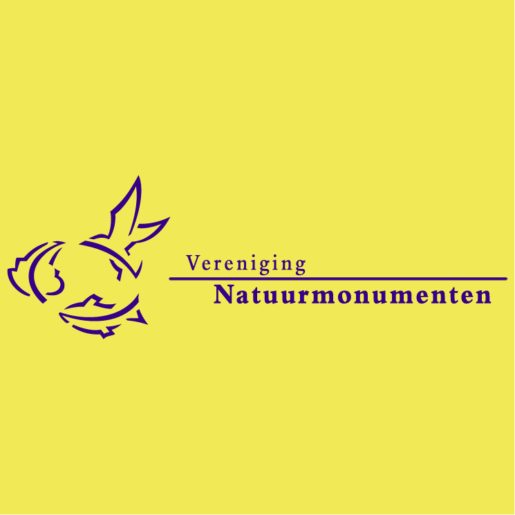free vector Natuurmonumenten