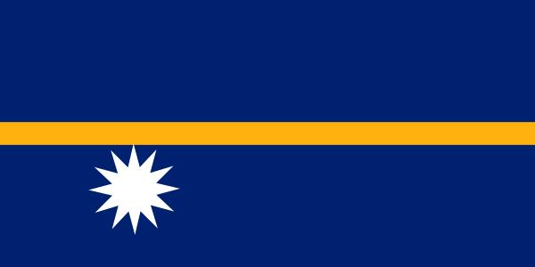 free vector Nauru clip art