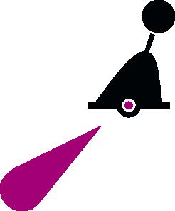 free vector Nautical Conical Buoy clip art
