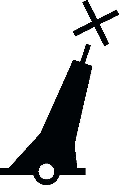 free vector Nautical International Pillary Buoy clip art