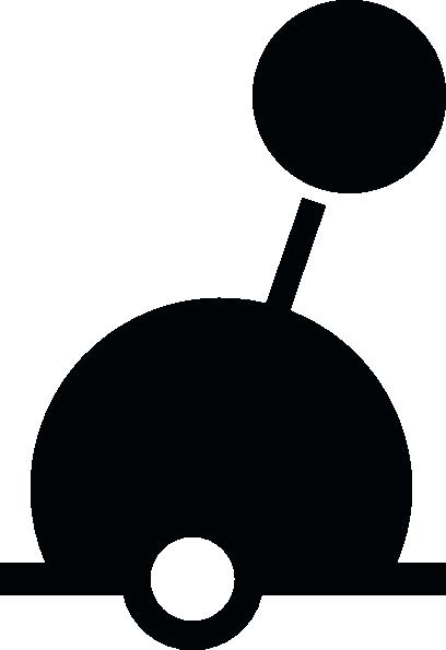 free vector Nautical International Spherical Buoy clip art