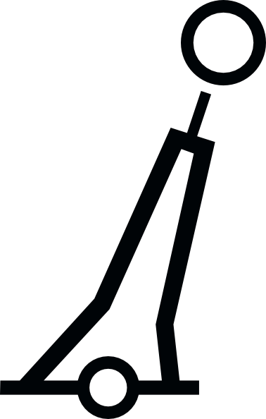 free vector Nautical Pillay Buoy clip art