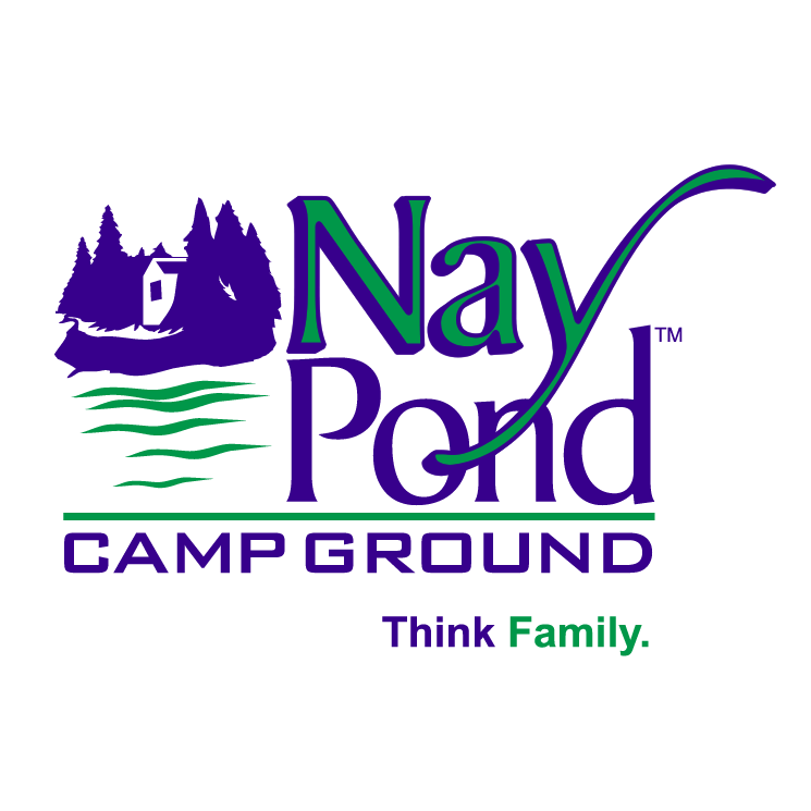free vector Nay pond camp ground