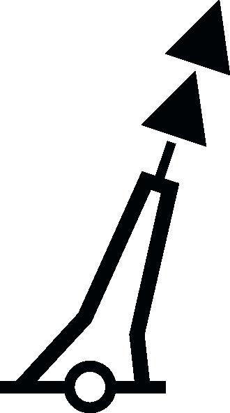 free vector Nchart Symbol Int Cardinal Mark Pillar N clip art