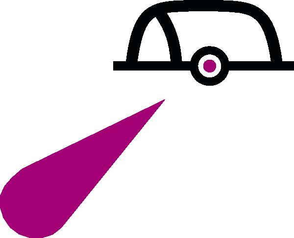 free vector Nchart Symbol Int Lighted Barrelbuoy Red clip art