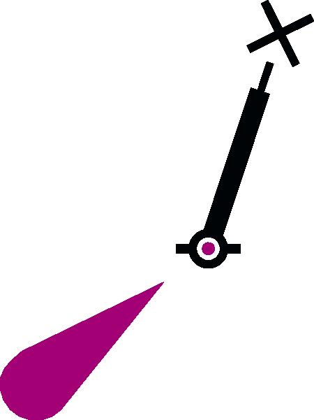 free vector Nchart Symbol Int Lighted Sparbuoy Xshapetm clip art