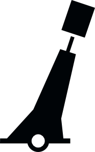 free vector Nchart Symbol Int Pillar Green Cylindricaltm clip art