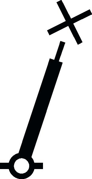 free vector Nchart Symbol Int Sparbuoy Xshapetm clip art