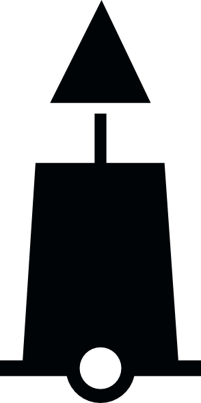 free vector Nchart Symbol Int Towerbeacon Green Conicaltm clip art
