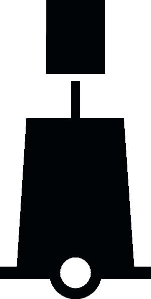 free vector Nchart Symbol Int Towerbeacon Green Cylindricaltm clip art