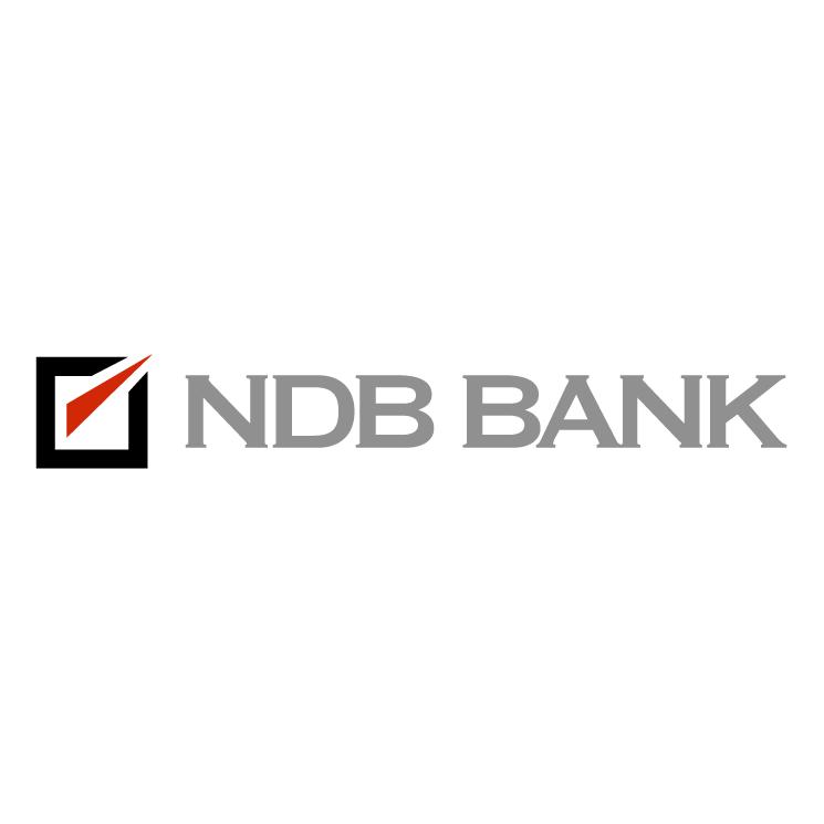 free vector Ndb bank