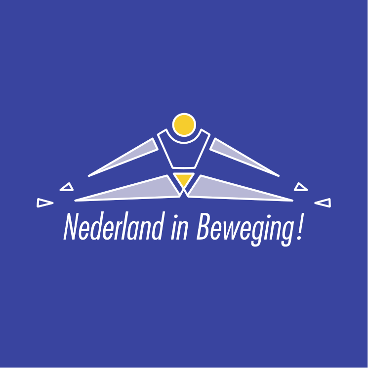 free vector Nederland in beweging