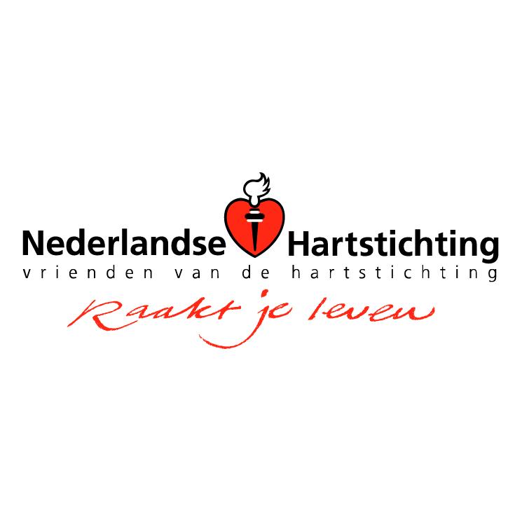 free vector Nederlandse hartstichting 0