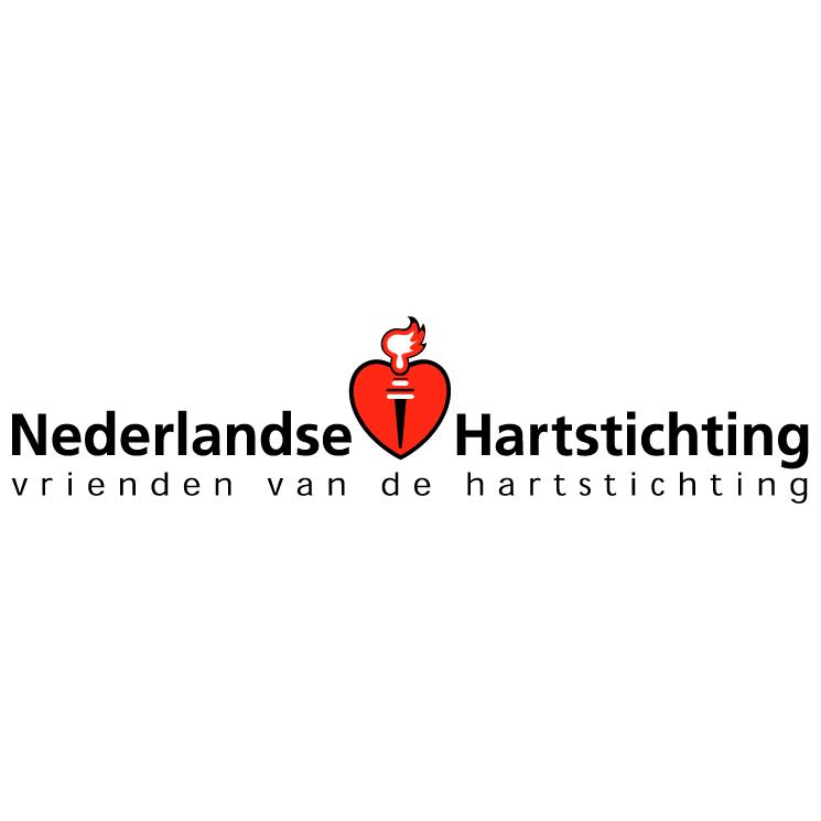 free vector Nederlandse hartstichting