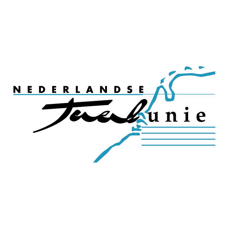 free vector Nederlandse taalunie