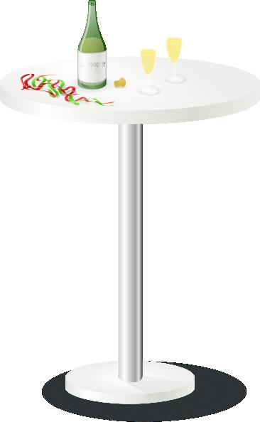free vector Needcoffee Pub Table clip art