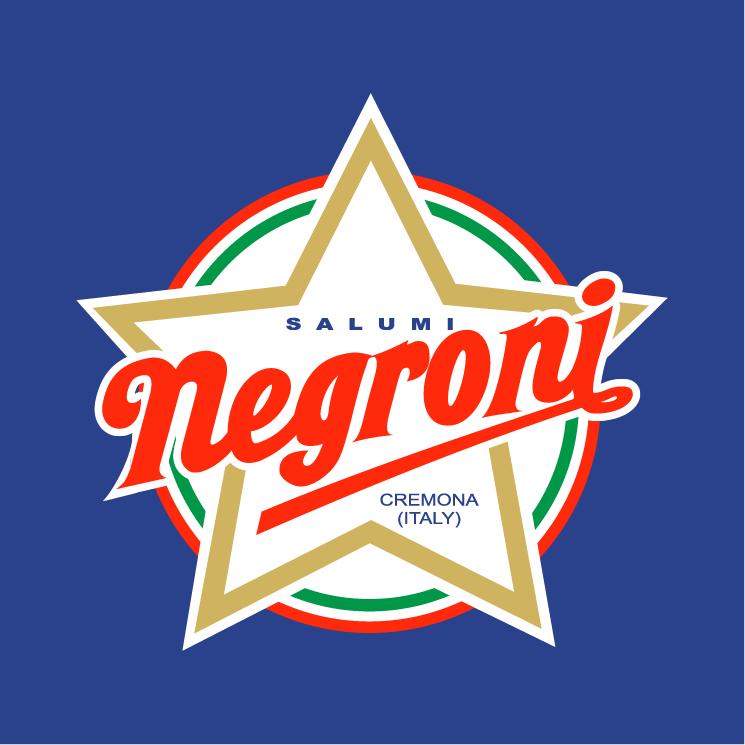 free vector Negroni
