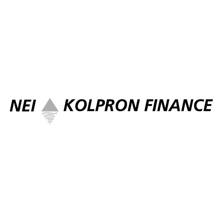 free vector Nei kolpron finance