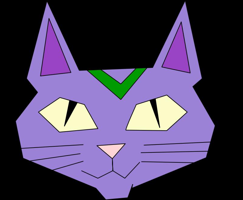 free vector Neko-Cat