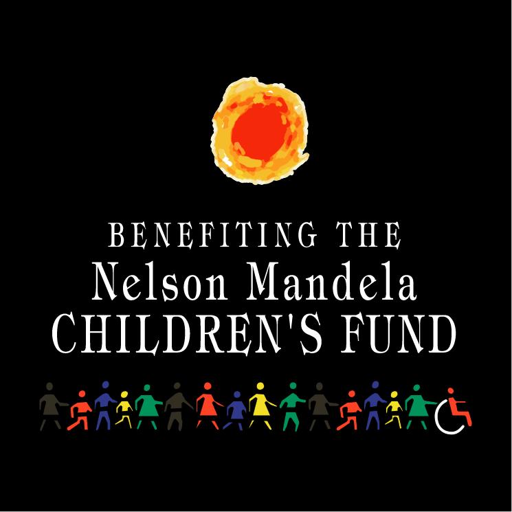 free vector Nelson mandela childrens fund