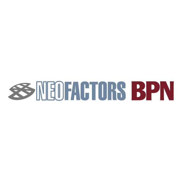 free vector Neofactors