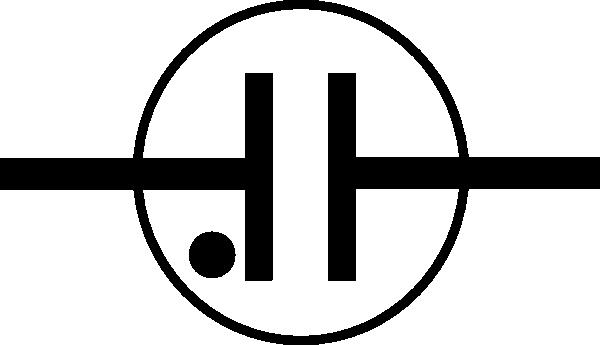 free vector Neon Lamp Schematics clip art