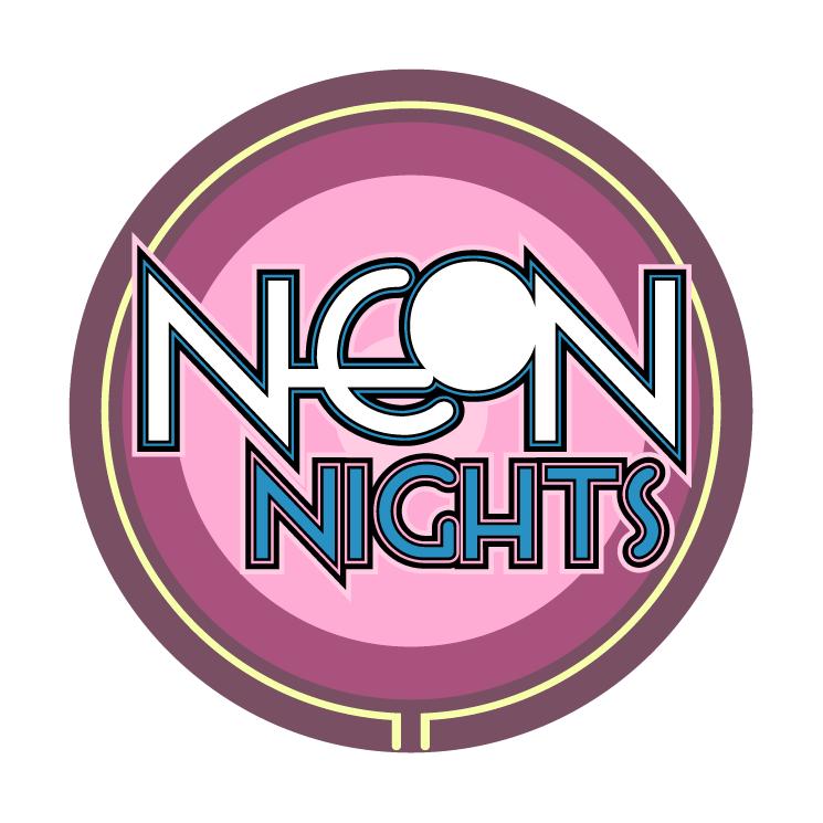 free vector Neon nights