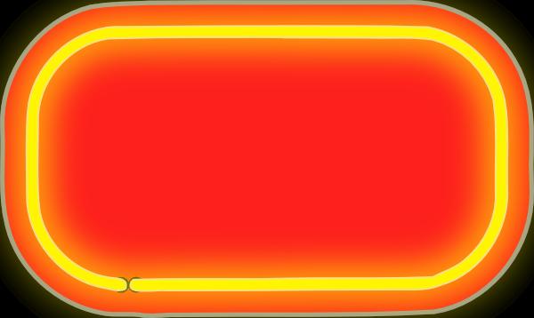 free vector Neon Numerals Backgrounds clip art