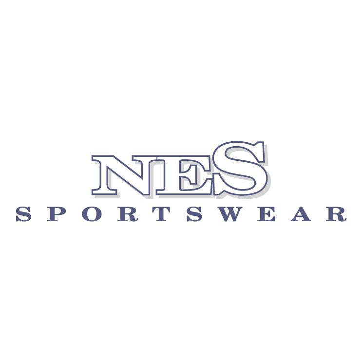 free vector Nes sportswear